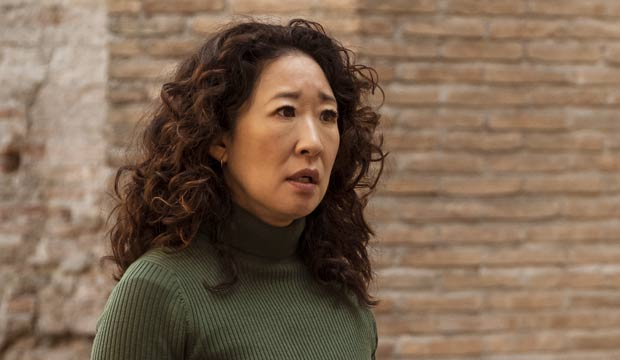 Emmy episode analysis: Sandra Oh ('Killing Eve') is tricked into crossing a very dark line in 'You're Mine'