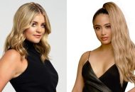 Lauren Alaina and Ally Brooke on DWTS