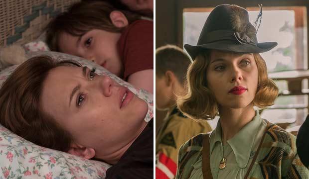 2 Oscar nominations for Brad Pitt, Scarlett Johansson, Robert De Niro and …?