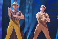 Bailey and Gino on SYTYCD