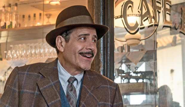 Tony Shalhoub in The Marvelous Mrs Maisel