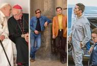 The Two Popes, Once Upon a Time in Hollywood and Ford v Ferrari