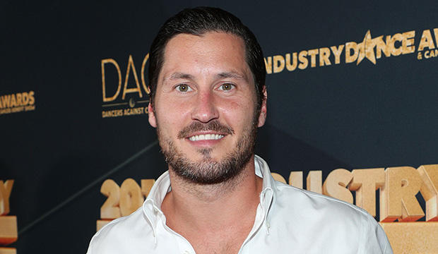 Val Chmerkovskiy is 'disappointed' Sharna Burgess and Artem Chigvintsev were dumped by 'Dancing with the Stars'