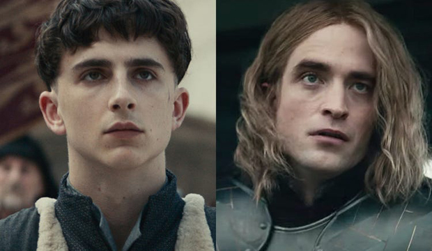 Timothee-Chalamet-Robert-Pattinson-The-King