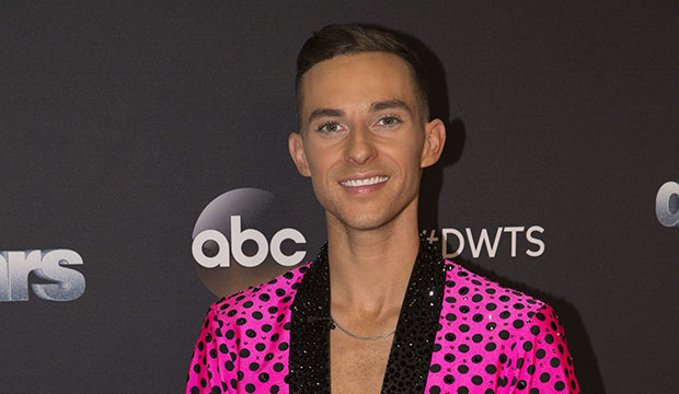 Adam Rippon blasts Sean Spicer's 'Dancing with the Stars' casting: He's a 'f—ing liar'