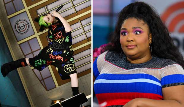 Lizzo and Billie Eilish could achieve something unprecedented for new artists at the Grammys