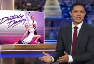 The Daily Show with Trevor Noah on DWTS