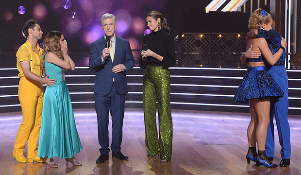 "'Dancing with the Stars"" Ally Brooke can't believe she and Sailor Brinkley-Cook were the bottom two: 'It was completely shocking'"