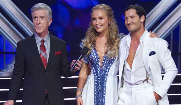 'Dancing with the Stars' recap: Were we in for even more surprises on 'Top 10' night? [UPDATING LIVE BLOG]