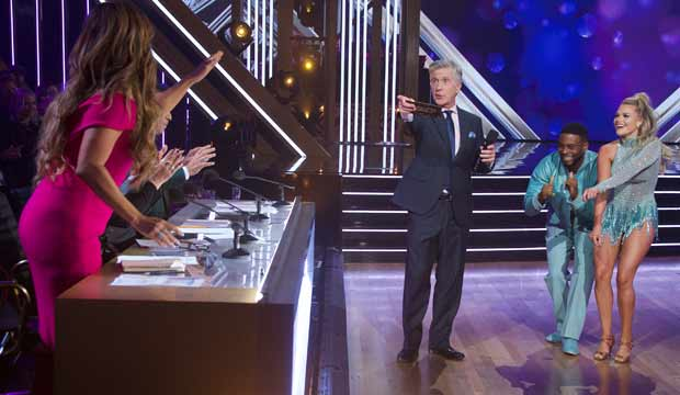 'Dancing with the Stars' recap: Who brought Mouse House magic to 'Disney Night,' and who (if anyone) went home? [UPDATING LIVE BLOG]