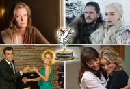 Breaking Bad, Game of Thrones, Modern Family, Parks and Recreation