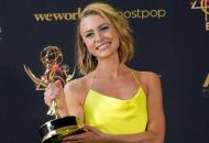 Hayley Erin at the Daytime Emmys