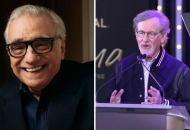 Martin Scorsese and Steven Spielberg
