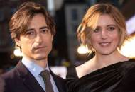Noah Baumback and Greta Gerwig