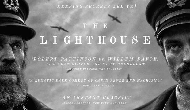 'The Lighthouse' reviews: Robert Pattinson and Willem Dafoe are 'inspired' in this 'bonkers' descent into 'madness'