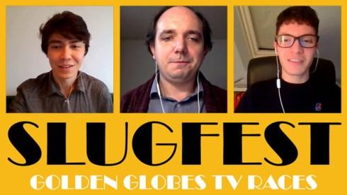 Golden Globes TV Slugfest