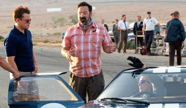 James Mangold Ford v Ferrari