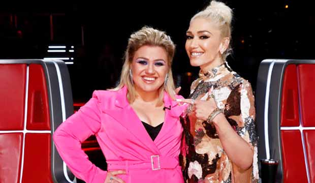 The-Voice-Kelly-Clarkson-Gwen-Stefani
