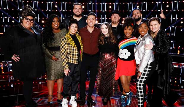 The-Voice-Top-10-Season-17