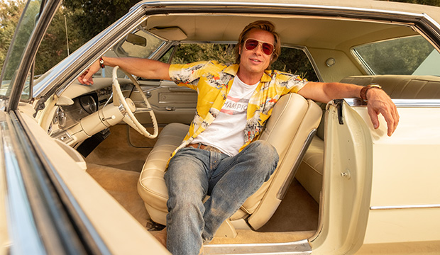 Image result for brad pitt once upon a time in hollywood