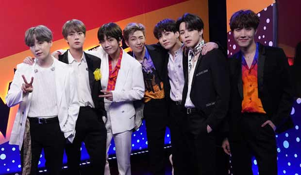 Will Korean sensations BTS stay undefeated at the American Music Awards? They could go 3-for-3 this year