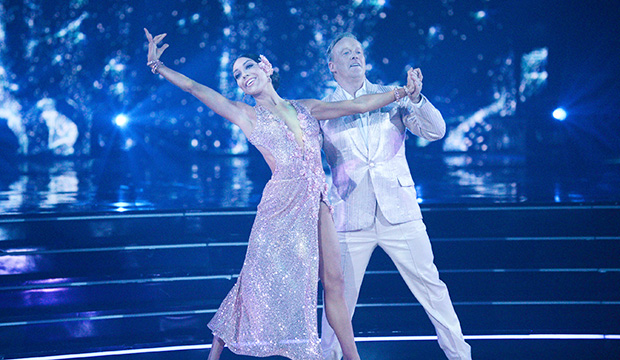 Sean Spicer talked to a 'proud,' 'disappointed' Lindsay Arnold right after his 'Dancing with the Stars' elimination