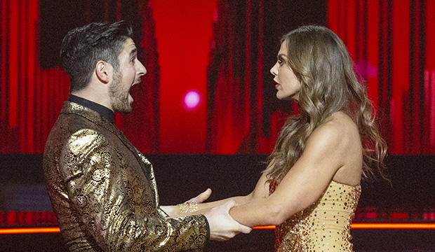 """'Dancing with the Stars"""" Alan Bersten is tackling those Hannah Brown dating rumors once and for all"""