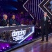 Carrie Ann Inaba, Len Goodman, Bruno Tonioli, Tom Bergeron, Hannah Brown and Alan Bersten, Dancing with the Stars