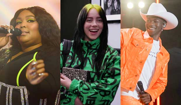 New Artists 2020.Lizzo Leads Grammy Nominations Followed By Billie Eilish