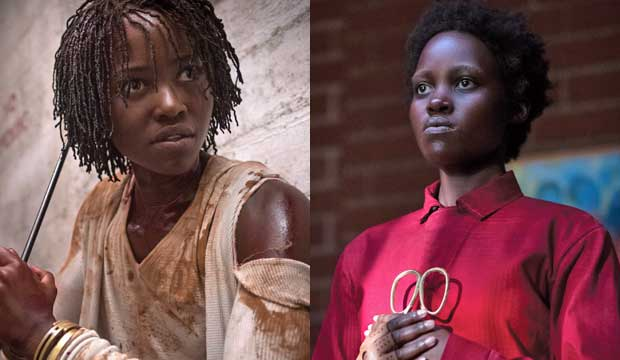 Lupita Nyong O Us Dual Roles Could Make Her An Oscar Contender Goldderby