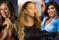 Mariah Carey, Beyonce and Lizzo