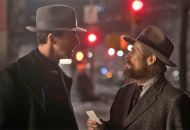 Edward Norton and Willem Dafoe in Motherless Brooklyn