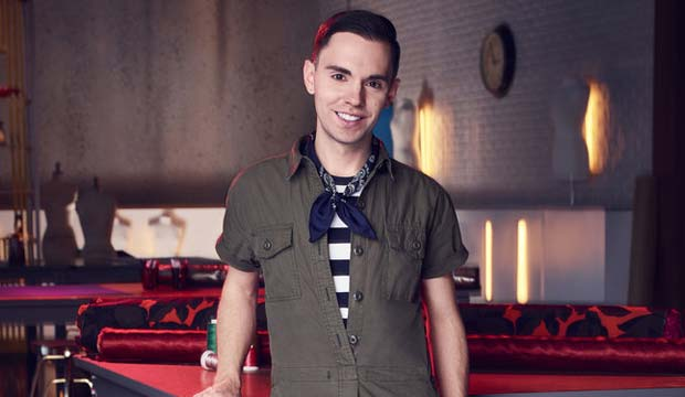 Tyler on Project Runway