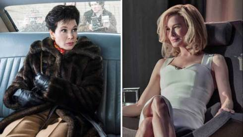 Renee Zellweger in Judy and What If
