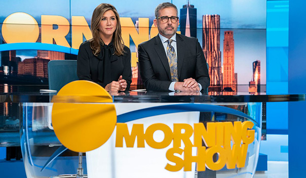 Among dozens of new dramas, Emmy Experts say 'The Morning Show' is likeliest to earn series bid