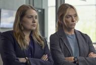 Merritt Wever and Toni Collette and Unbelievable