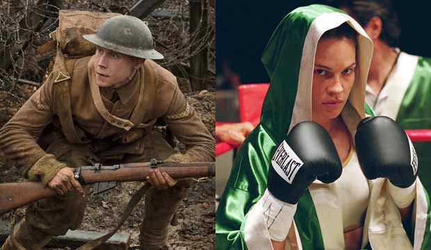 Oscars ambush: Will '1917' be the first real December surprise since 'Million Dollar Baby' sucker-punched Scorsese?