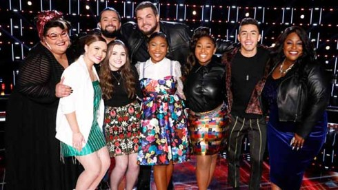 The-Voice-Top-8-Season-17
