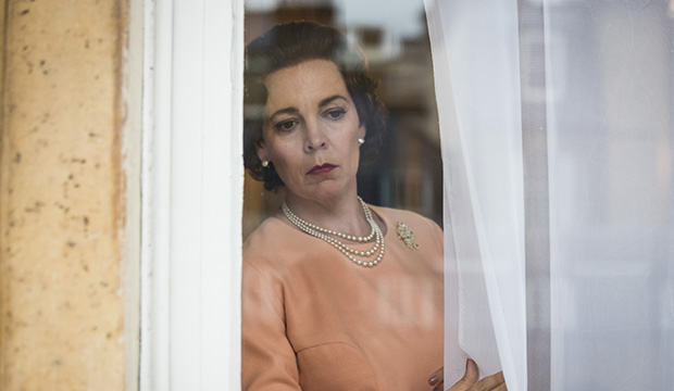 'The Crown' would pull a 'Grey's Anatomy' at the SAG Awards with a win for Olivia Colman