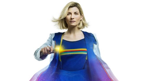 Jodie Whittaker in Doctor Who Season 12