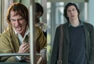 Joaquin Phoenix in Joker, Adam Driver in Marriage Story