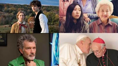 Little Women, The Farewell, Pain and Glory, The Two Popes