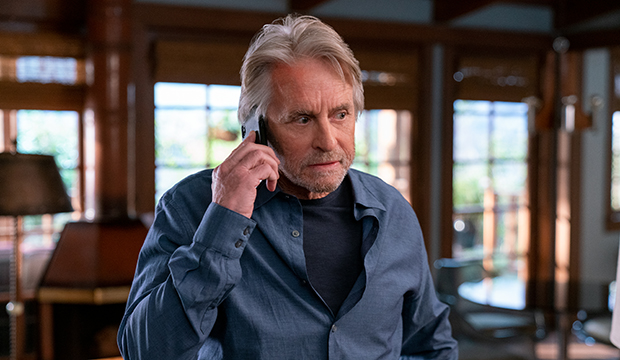 'The Kominsky Method's' Michael Douglas is trying to pull off a rare title defense at the Golden Globes
