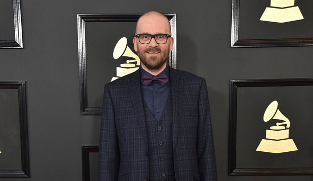 Morten Lindberg at Grammys 2017