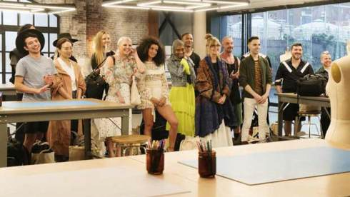 Project Runway season 18 cast
