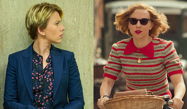 Scarlett Johansson is the 12th performer to nab double acting Oscar nominations