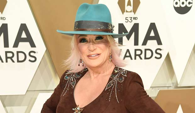 Would you believe Tanya Tucker has never won a Grammy? Looks like that's about to change for the country legend