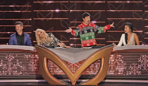 the-masked-singer-holiday-judges