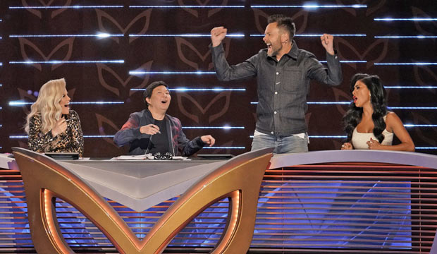 Our 'The Masked Singer' Christmas wish list for Season 3: More Joel McHale, live episodes, at-home voting …