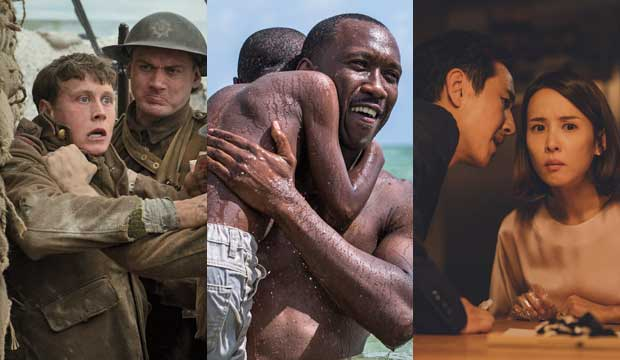 Think the Oscar race is between '1917' and 'Parasite' after PGA and SAG Awards? Tell that to 'Moonlight'